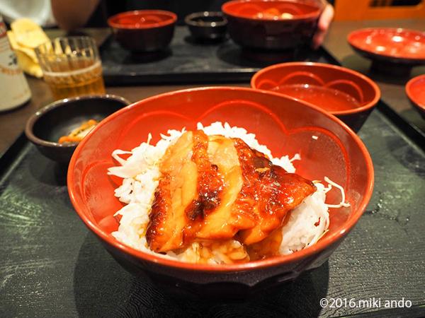 AB HOTEL岡崎の夕食(日替わりで無料)
