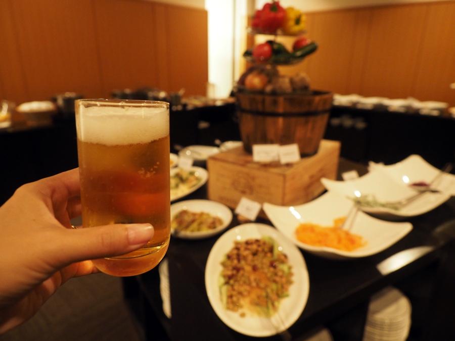 長野 アルカディア 夕食
