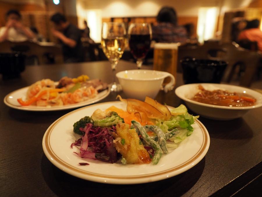 長野 アルカディア 料理