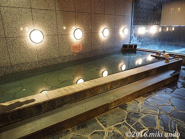 仙台 アパヴィラホテル お風呂