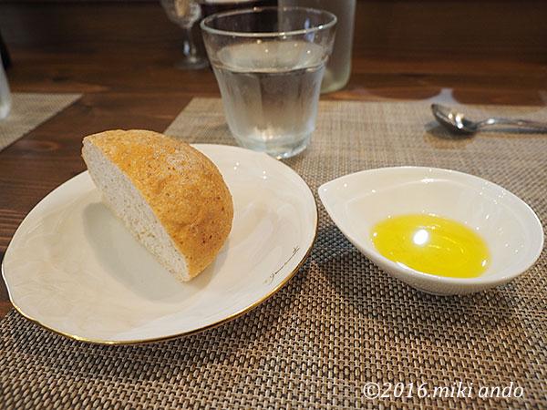 京都「ヒグチ亭」ランチフォカッチャ