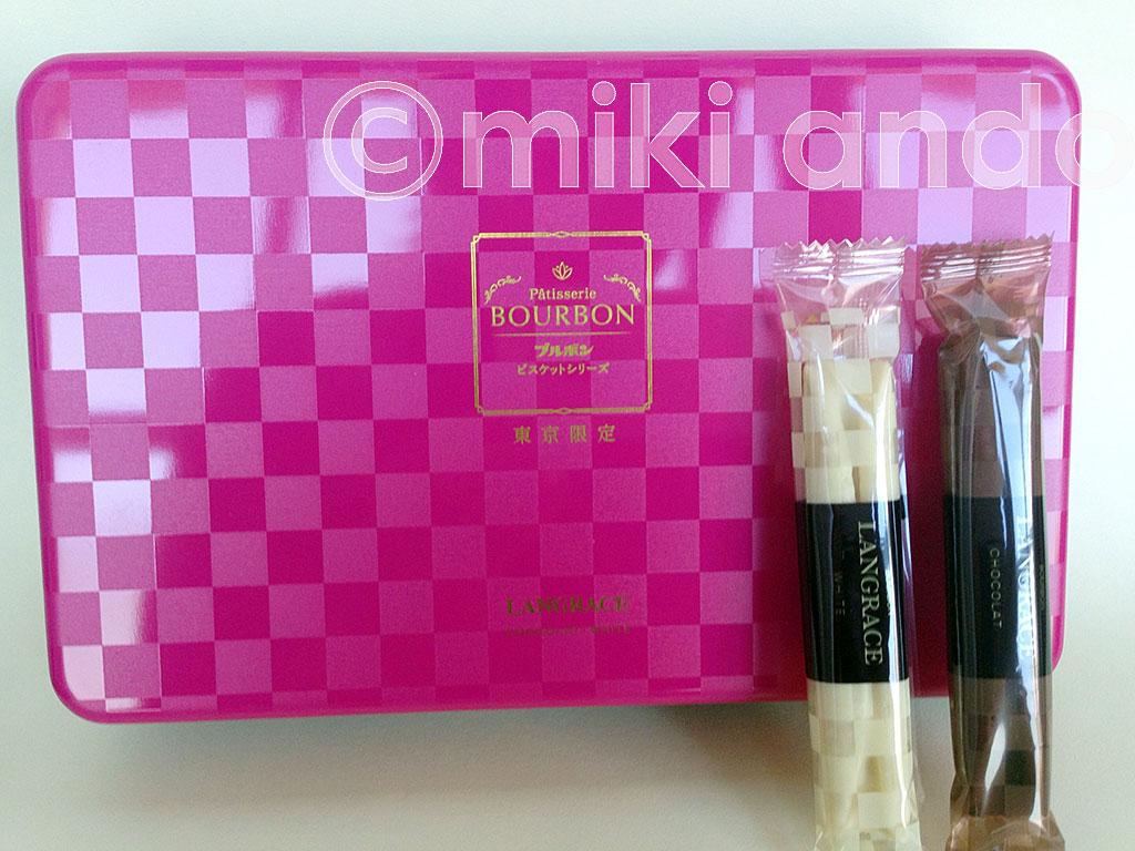 ルマンドの贅沢版!東京駅・ブルボン期間限定ショップの「ラングレイス」が最高に美味しい