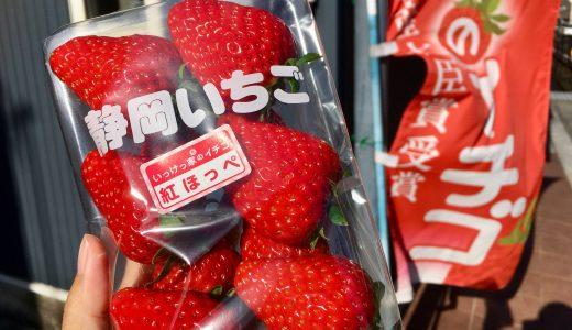 ホテルオークラも使う、静岡「いっけっ家」の絶品いちご