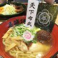 長篠設楽原PAで食べる「信長ラーメン」がうまい!
