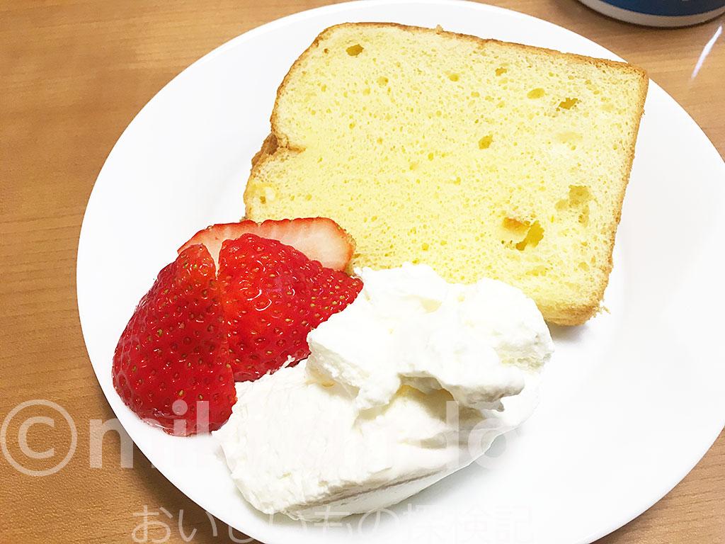 無添加なのにふわっふわ!静岡の無添加シフォンケーキ&プリン専門店「サナ」