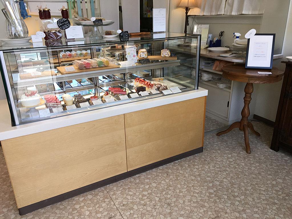 静岡で本格フランス菓子を。「ラヴィグルマンティーヌ」の優しいケーキ