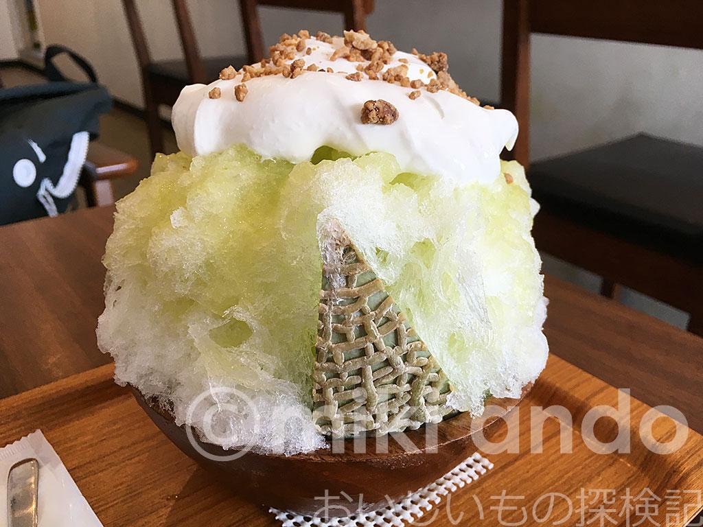 静岡 かき氷の人気店「チュアン」のケーキみたいな絶品かき氷
