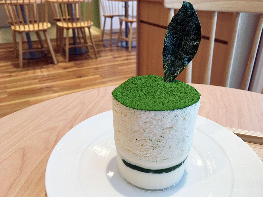 京都・河原町ルミネ「茶の木」の新お茶スイーツがおいしい!