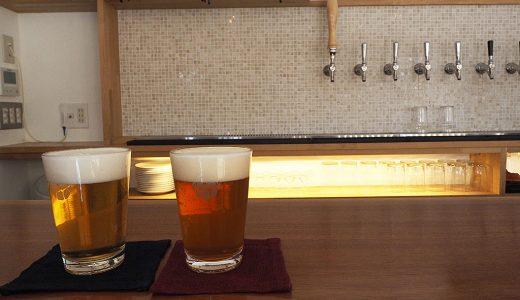 ならまち「麦舎」で奈良の地ビール飲み比べが最高♪