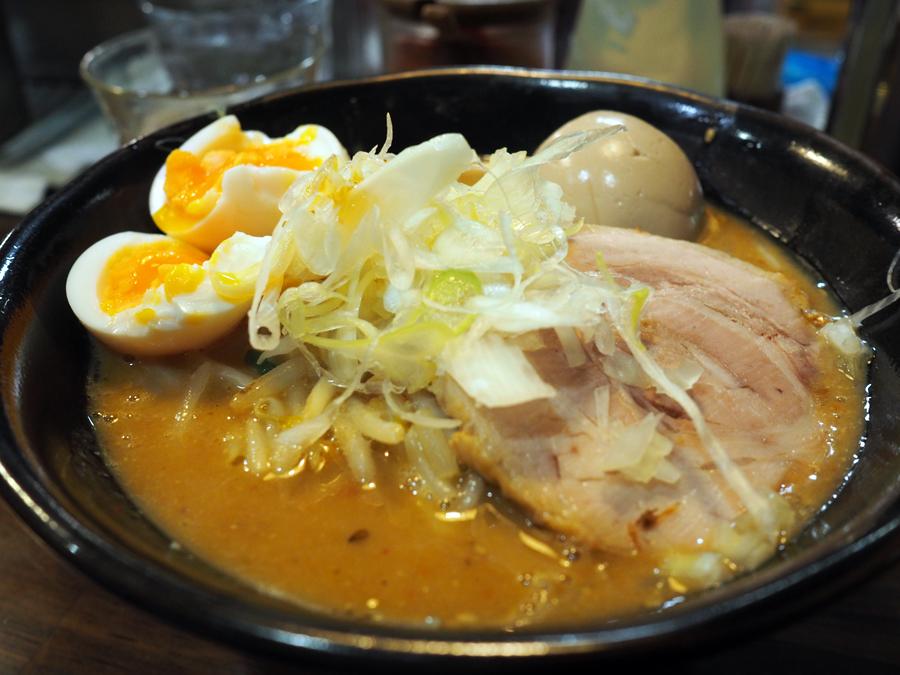 【池袋 東口】味噌ラ-メンが食べたいなら「花田」へ行かなきゃ!