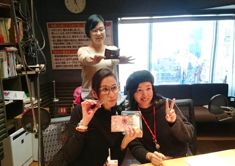 TBSラジオ「ジェーン・スー 生活は踊る」生放送に出演しました