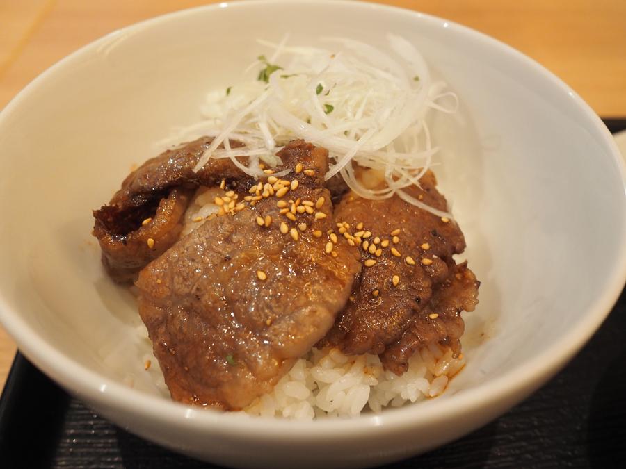 朝ニクが食べたい!羽田空港 第2ターミナル「東京カルビ」